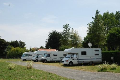 Camping la-daviere-plage