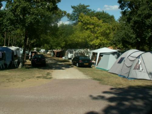 Photo Camping Capfun Les Coquelicots