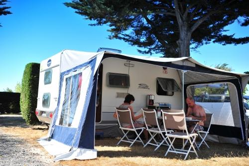 Camping cabestan