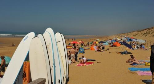 Camping la-loubine