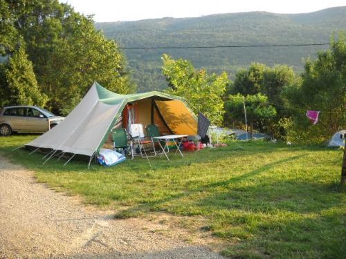 Camping les-restanques