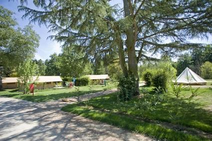Photos du Camping  Le Nid Du Parc