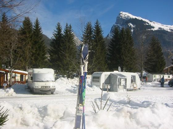 Photos du Camping Caravaneige Le Giffre