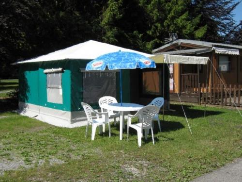 Photo Camping Caravaneige Le Giffre