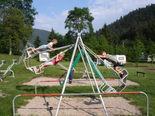Camping la-vologne