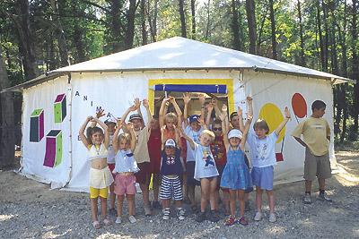 Photos du Camping Club Le Ruou ****