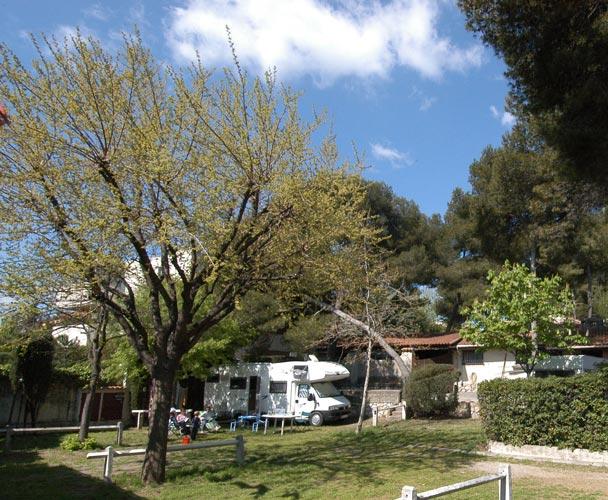 Camping parc-des-maurettes