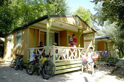 Photos du Camping Les Gorges Du  Loup
