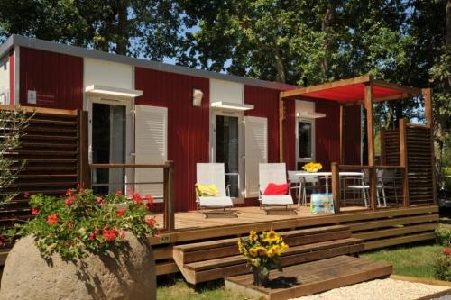 Camping sequoia-parc