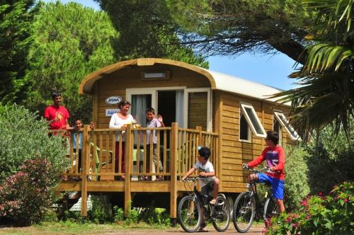 Photo Camping Capfun La Bonne Etoile